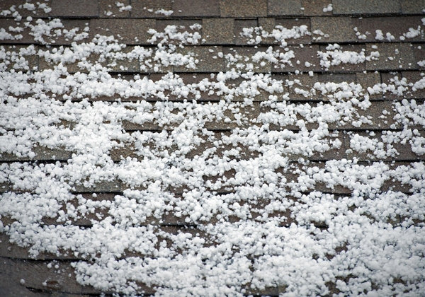 Roofing 101: Can You Spot the Signs of Hail Damage?