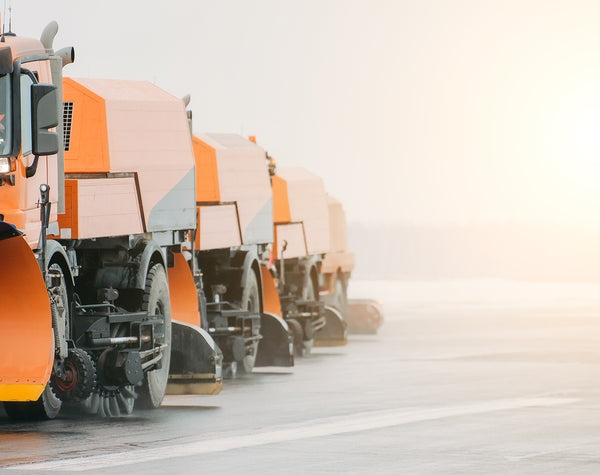 Commercial Snow Removal 101: Pretreatment Options