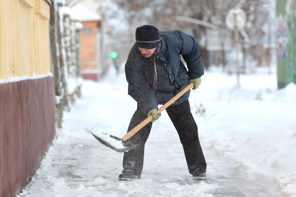 The Most Common Snow Shoveling Injuries