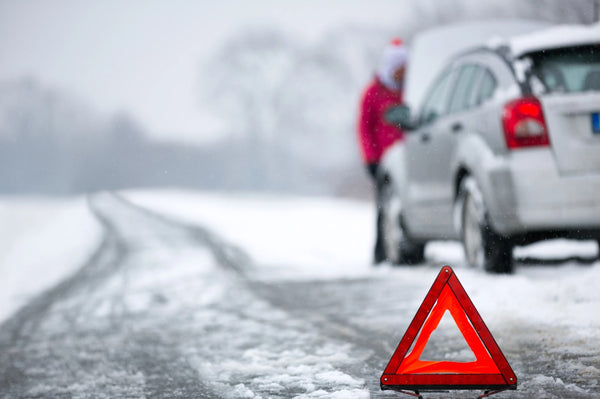 Winter Drive Survival Kit: 5 Things to Keep in Your Car This Season