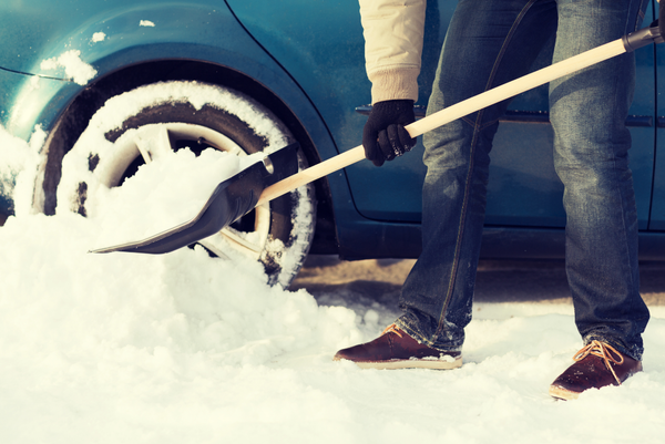 Clearing Snow & Ice from Driveways in an Eco-Friendly Way