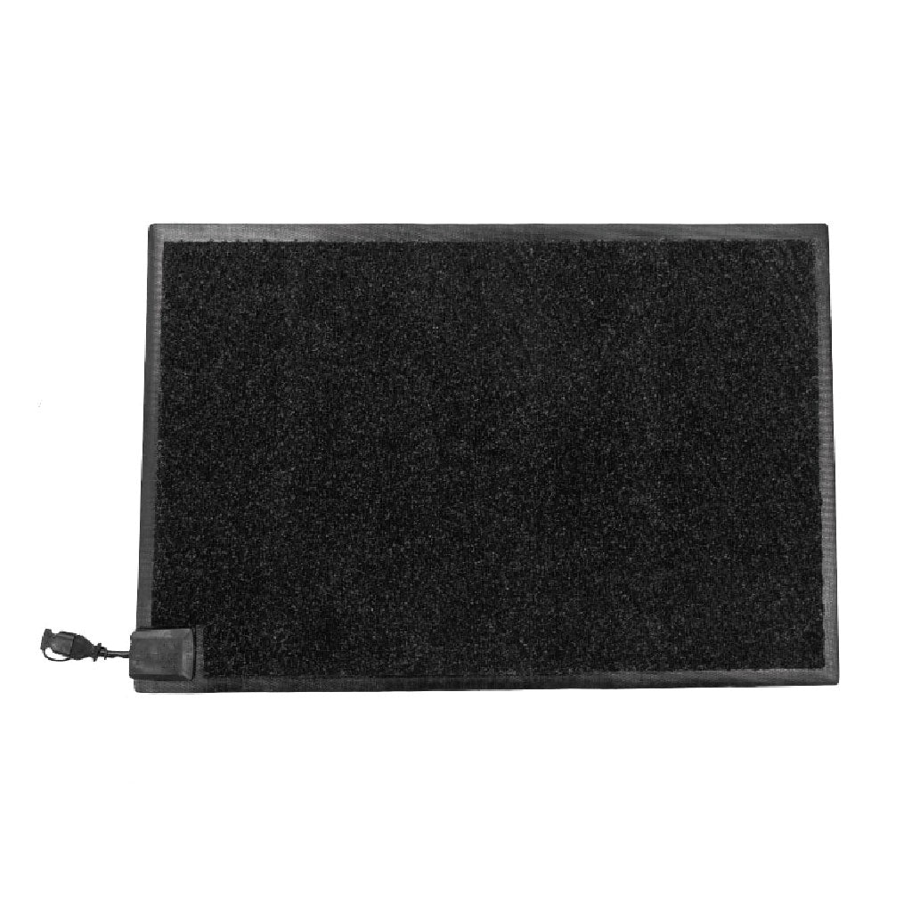 Heated Snow Melting Carpeted Entrance Mat - Small - 24