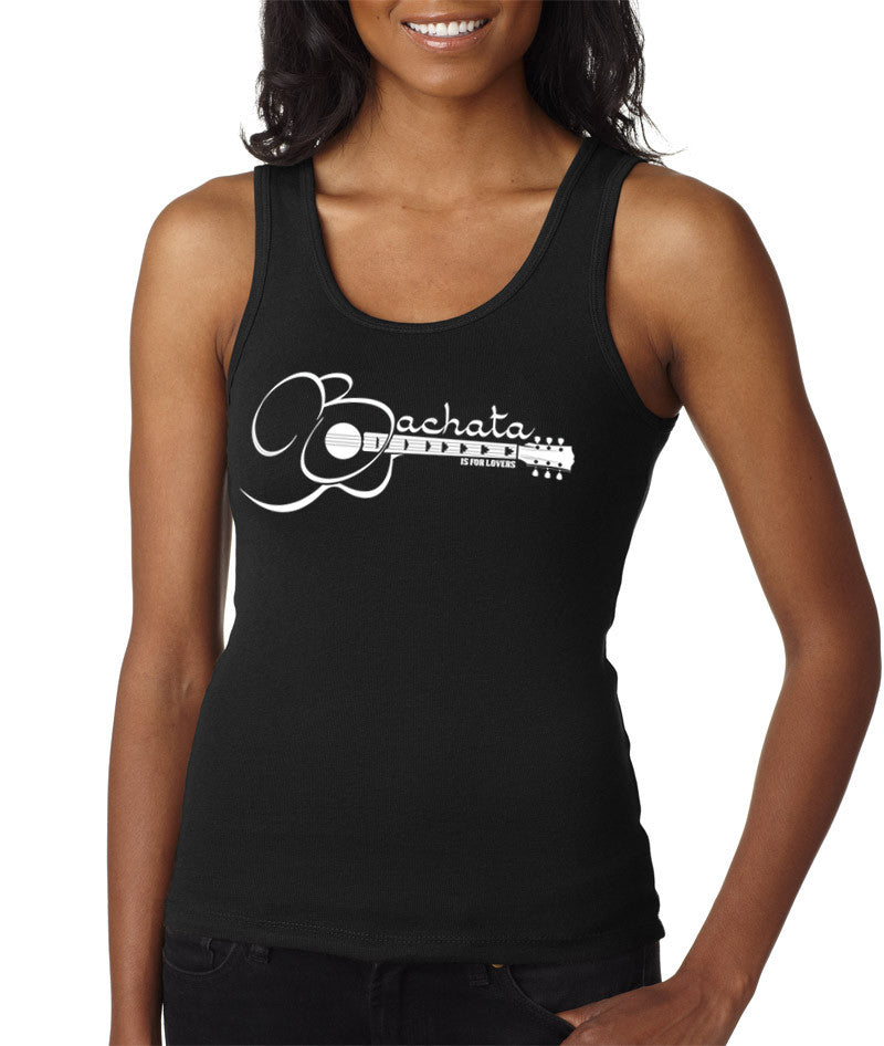 Women's Bachata Is For Lovers Tank Tee
