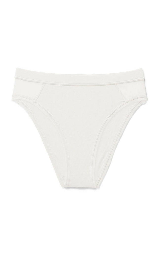 RICHER POORER - HIGH CUT BRIEF - BONE