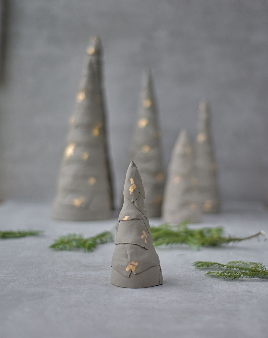 ATELIER G - DECORATIVE TREE - GRAY