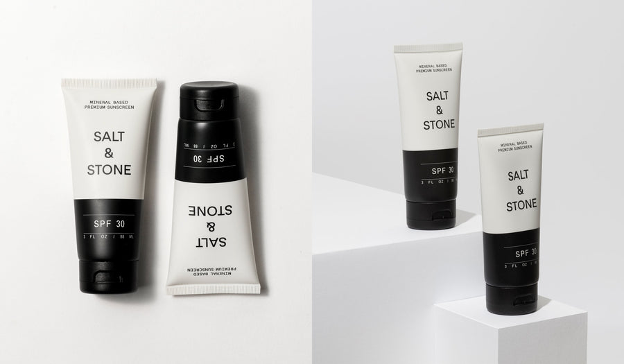 SALT & STONE - SUNSCREEN CREAM SPF 30