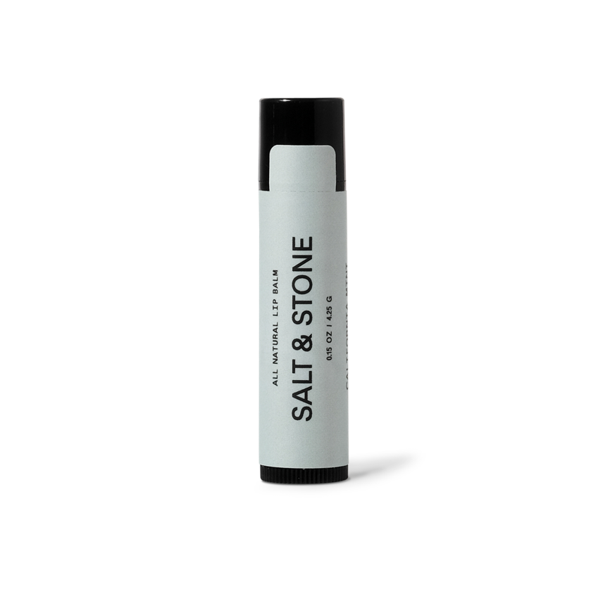 SALT & STONE - LIP BALM - CALIFORNIA MINT