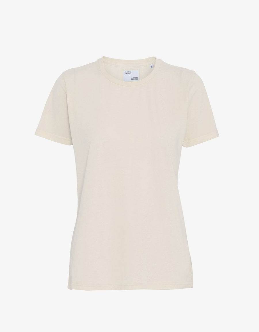 COLORFUL STANDARD - ORGANIC T-SHIRT - IVORY WHITE