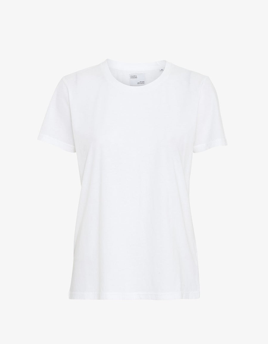 COLORFUL STANDARD - ORGANIC T-SHIRT - OPTICAL WHITE