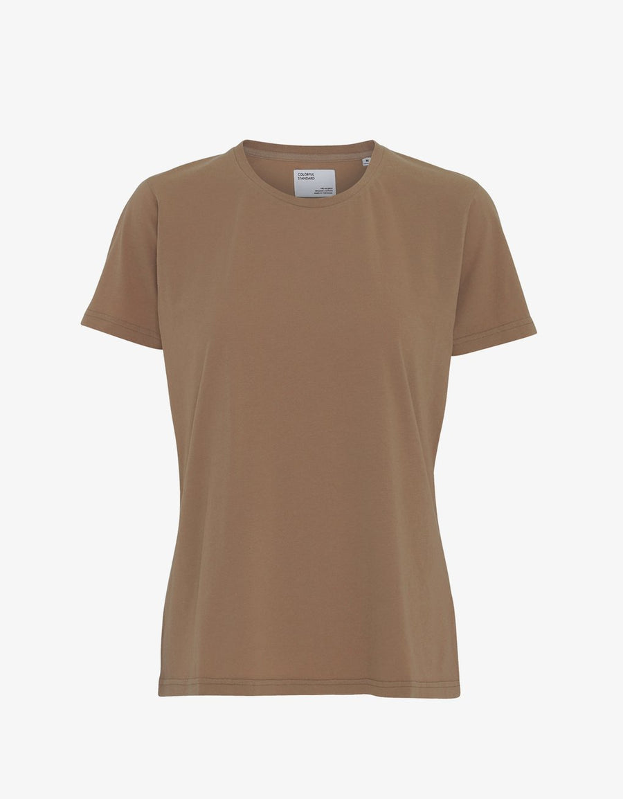 COLORFUL STANDARD - T-SHIRT - SAHARA CAMEL