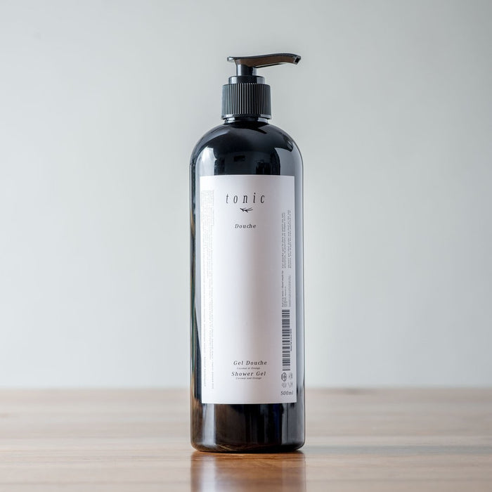 TONIC - GEL DOUCHE - COCONUT+ORANGE DOUCE