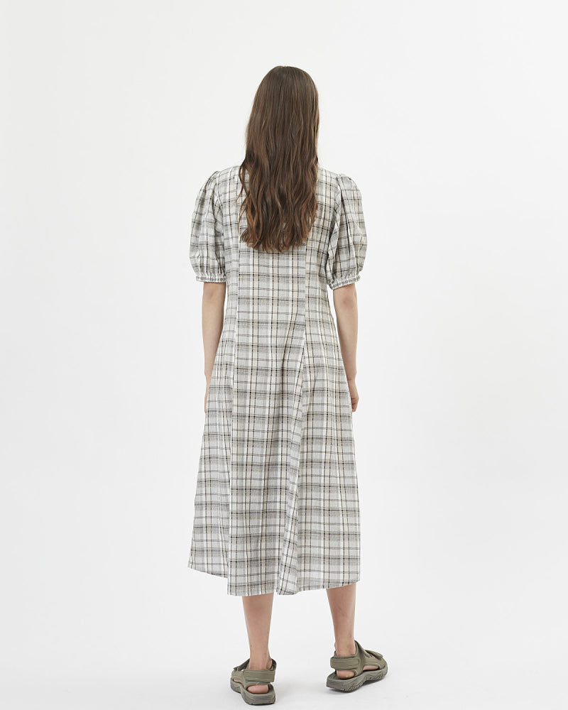 MINIMUM - MIDI DRESS BERYL - NOMAD - SS21