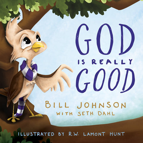 God Is Really Good - Illustrated