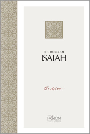 Isaiah Book by Brian Simmons