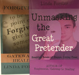 Unmasking the Great Pretender (Book/CD)