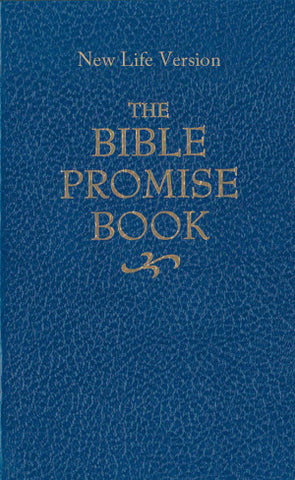 The Bible Promise Book- Blue
