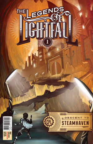 The Legend of Lightfall 1
