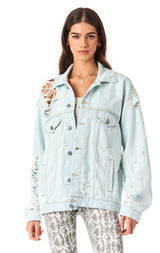 AUDREY HELIODOR DENIM JACKET