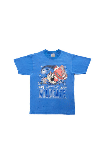CARTOON COLLEGE TEE