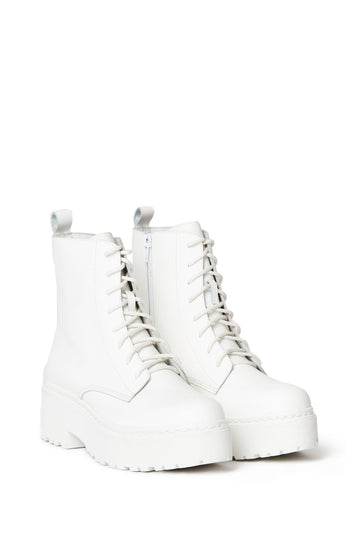 JEFFREY CAMPBELL DISTRICT COMBAT BOOT