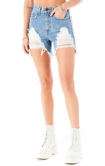 CASSIO LOGAN DENIM SHORTS