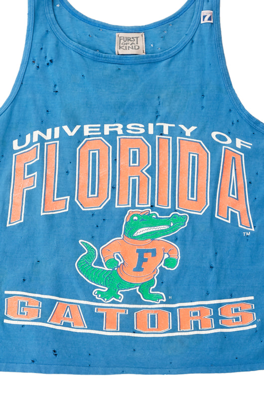 STONEWASHED COLLEGE TANK