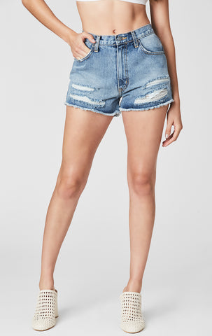 PARIS HIGH RISE SHORTS