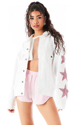 AUDREY PINK RHINESTONE STAR PATCH DENIM JACKET 3?id=27959355506711