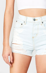 KIANA VINTAGE HIGH RISE SHORT