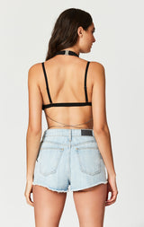 MILLAU CHAIN HARNESS TOP