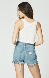 Carmar Denim: TALLULA TAMORA SHORT -