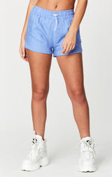 MILLAU TOGGLE WAIST LINEN SHORT