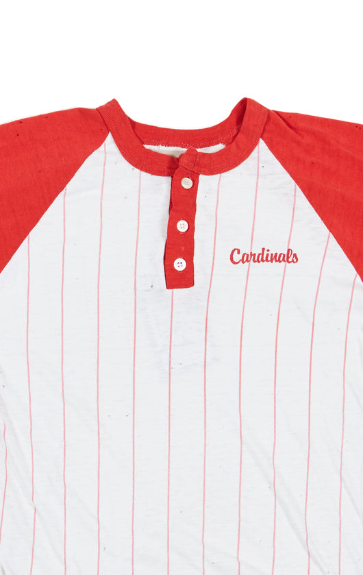 Carmar Denim: BASEBALL TEE WITH CONTRAST SLEEVE - VINTAGE TEE