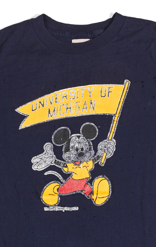 Carmar Denim: CARTOON COLLEGE TEE - VINTAGE TEE