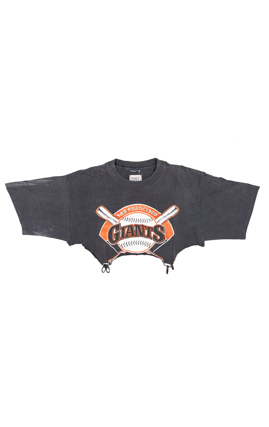 SPORTS TEE WITH CLASP BOTTOM