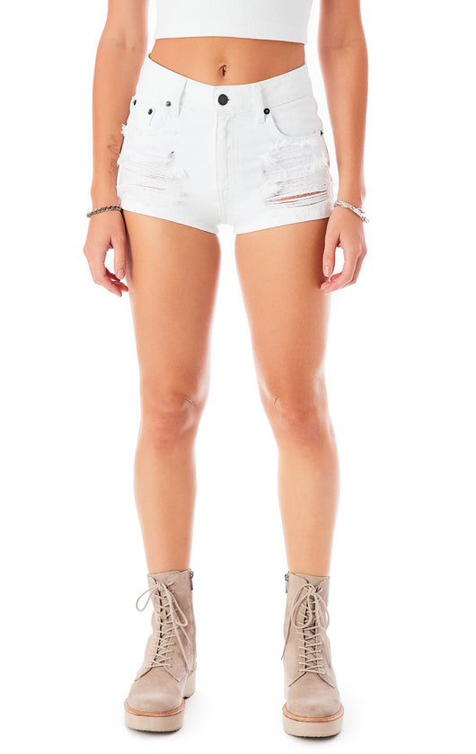 CARNELIAN DENIM SHORT