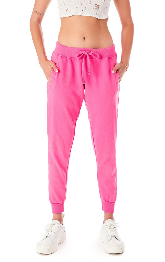 FUCHSIA SWEATPANTS