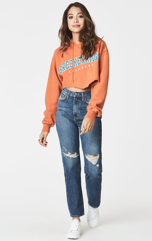 DUNCAN URSULA STRAIGHT JEANS