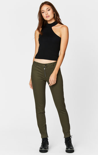 Carmar Denim: ZIP FRONT FITTED PANT - PANT