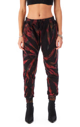 KALEIDOSCOPE TIE DYE SWEATPANTS