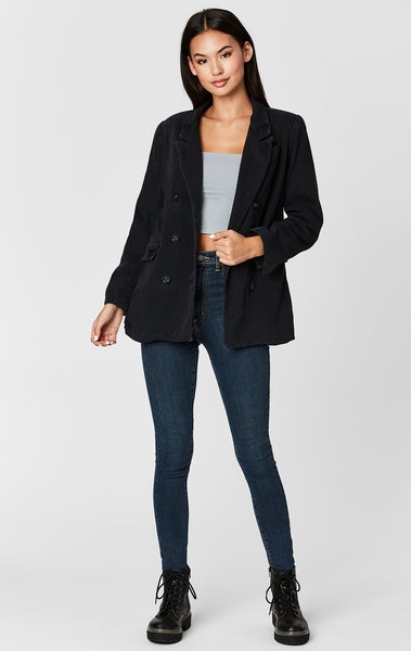 Carmar Denim: DOUBLE BREASTED JACKET - JACKETS