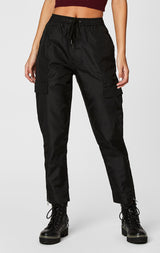 Carmar Denim: CARGO POCKET WINDBREAKER PANT - PANT