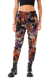SMOKE TIE DYE SWEATPANTS