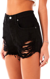 TITANIA MELANITE DENIM SHORT