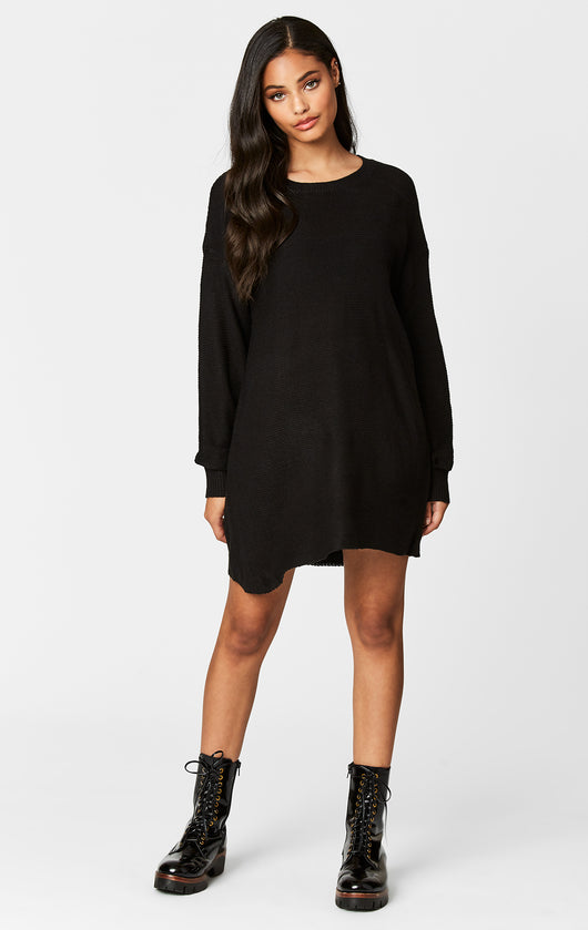 Carmar Denim: BASIC SWEATER DRESS - SWEATER
