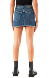 COLIN AGATE DENIM SKIRT