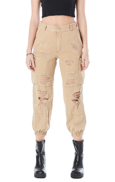 BAGGY GRINDED CARGO PANT