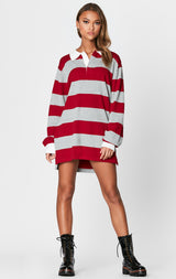 RUGBY STRIPED SHIRT