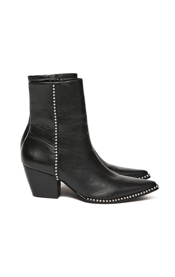 MATISSE ALEX WESTERN BOOT WITH STUDS