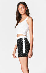 MILLAU CHAIN SKIRT